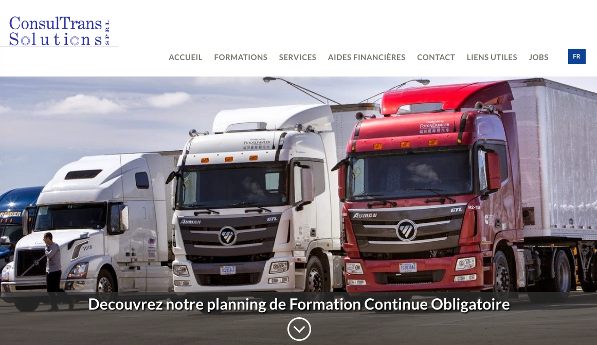 Consultrans Solutions - 2016