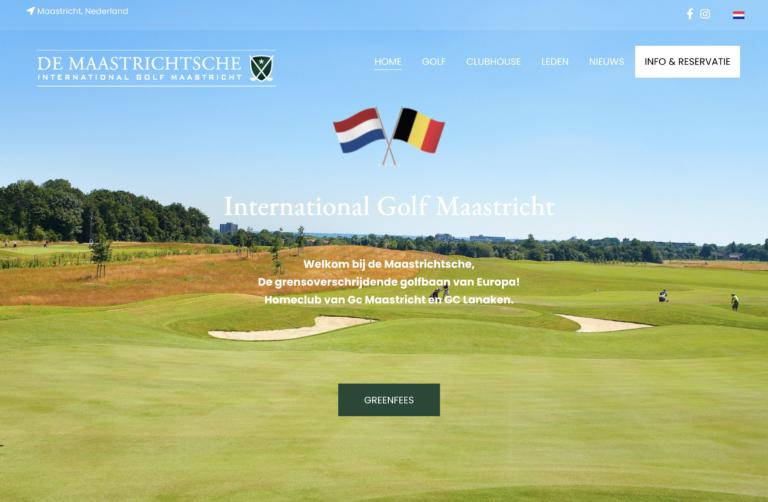 Golf Maastricht - 2020