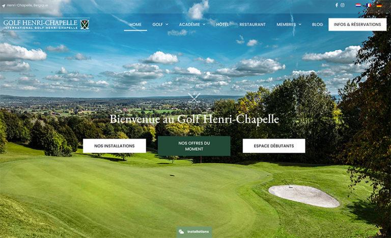 Golf Henri-Chapelle - 2021