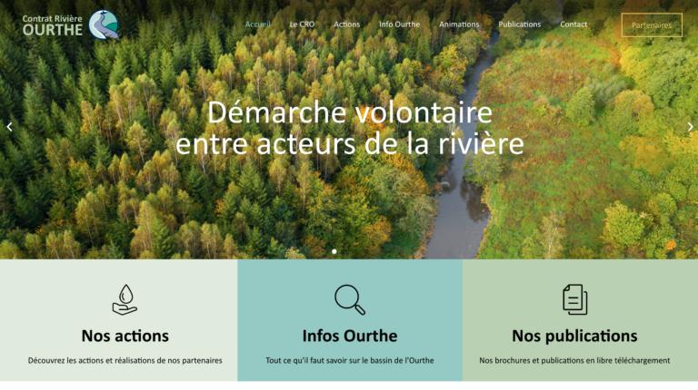 Contrat Rivière Ourthe - 2021